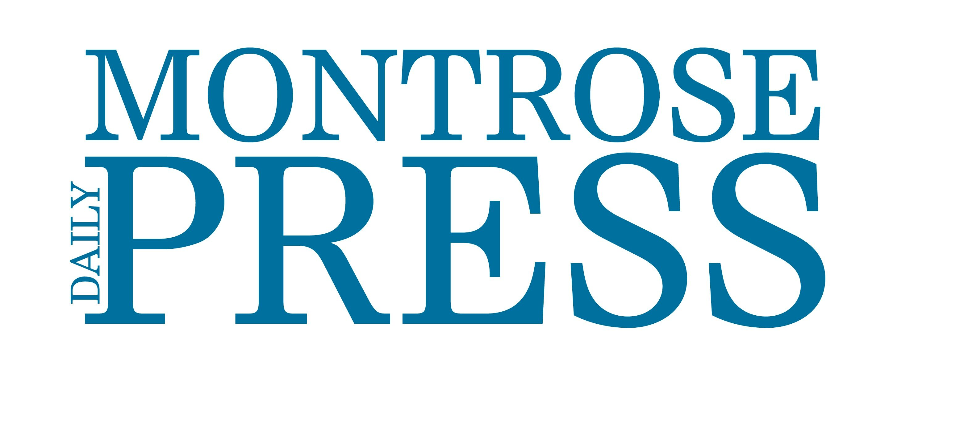 Montrose press logo